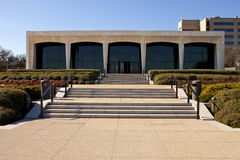 Amon Carter Museum der amerikanischen Kunst Lizenzfreie Stockfotografie