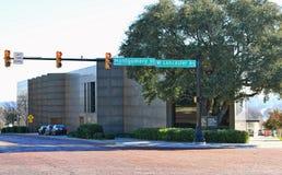 Amon Carter Museum van Amerikaans Art. Stock Foto