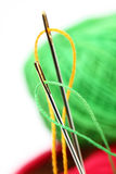 Amorçage coloré, pointeaux Photographie stock libre de droits