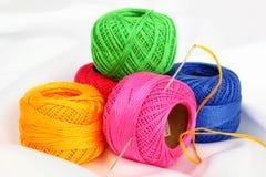Amorçage coloré, pointeaux Photos stock