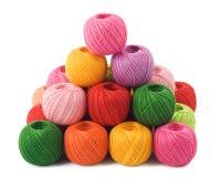 Amorçage de couture coloré Photographie stock libre de droits