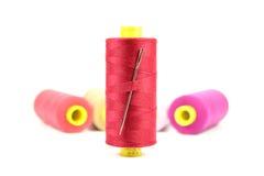 Amorçage de couture coloré Photos libres de droits