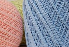 Amorçage de crochet - couleurs de chéri Image stock