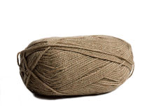 Amorçage de laines Photographie stock