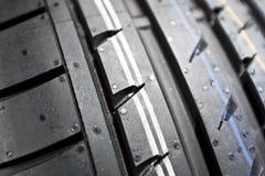 Amorçage de pneu Image libre de droits