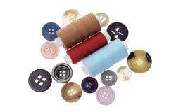 amorçage de traitements différés de boutons Image stock