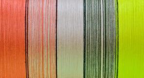 Amorçage en soie dans le traitement différé Photos libres de droits