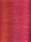 Amorçage en soie rouge Photos libres de droits