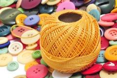 Amorçage et boutons Image libre de droits