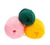 Amorçage pour le tricotage Photographie stock libre de droits