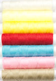 Amorçages colorés Image stock