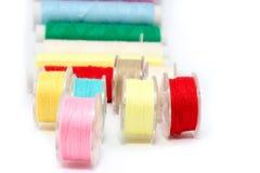 Amorçages colorés Photographie stock libre de droits