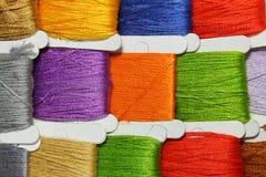 Amorçages colorés Image libre de droits