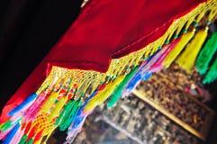 amorçages colorés de mouvement Image libre de droits