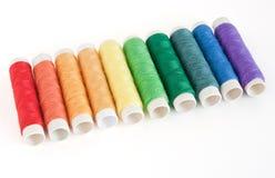 Amorçages colorés de traitements différés Image stock