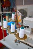 amorçages de cône de textile Image stock