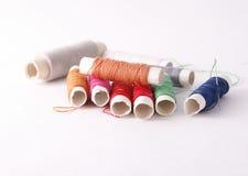 Amorçages de couture Image libre de droits
