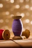Amorçages de couture Photos stock