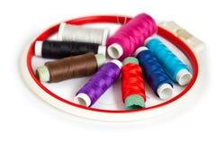 Amorçages et tambour de couleur Photos libres de droits