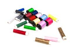 Amorçages multi de couleur Images libres de droits