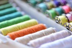 Amorçages multicolores Images libres de droits
