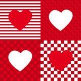 Amor 01 (vector) Imagen de archivo libre de regalías