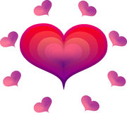 Amor 1 Foto de archivo libre de regalías