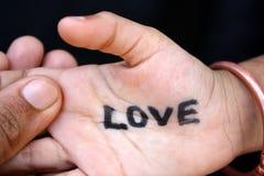 ?Amor? Imagens de Stock Royalty Free
