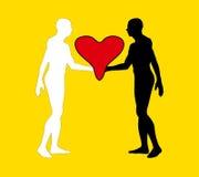 Amor 112 Imagem de Stock