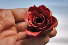 Amor 13 del día de tarjeta del día de San Valentín Fotografía de archivo libre de regalías