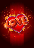 Amor! 2 Imagem de Stock Royalty Free