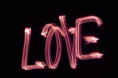 Amor Imagen de archivo libre de regalías