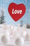 Amor 2016 Fotos de archivo libres de regalías