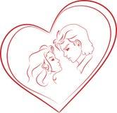Amor. libre illustration