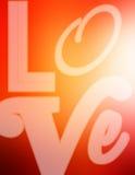 Amor Fotos de archivo libres de regalías