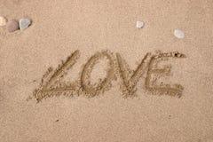 Amor imagem de stock