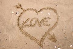 Amor Fotografía de archivo
