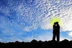 Amor bonito Fotografia de Stock