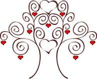 Amor cada vez mayor stock de ilustración