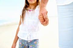 Amor da filha do pai Fotografia de Stock