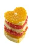 Amor da fruta Fotos de Stock Royalty Free