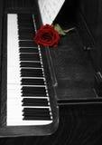 Amor da música Fotografia de Stock