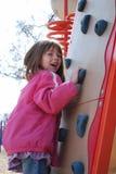 Amor das crianças ao exercício Fotos de Stock Royalty Free