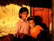 Amor de la hermana Fotografía de archivo libre de regalías