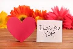 Amor de la mamá fotos de archivo libres de regalías