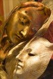 Amor de la máscara de Venecia Fotos de archivo libres de regalías