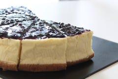 Amor de la torta Foto de archivo
