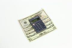 Amor del dinero la cuenta. Imagen de archivo libre de regalías