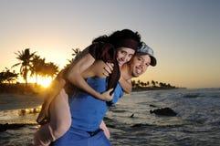 Amor del verano Imagenes de archivo