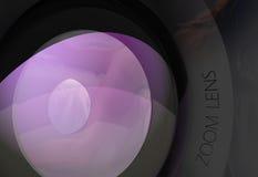 Amor del zoom Imagenes de archivo